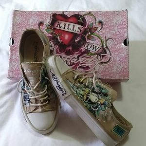 Ed Hardy Women's Sneakers